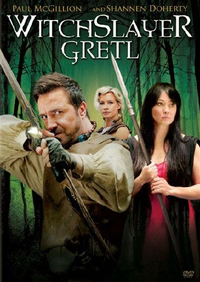 Гретель / Witchslayer Gretl (2012/HDRip)