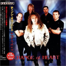 Change Of Heart - Greatest Hits (Compilation) (Japanese Edition) (2018)