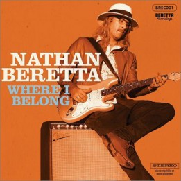 Nathan Beretta - Where I Belong (2018)