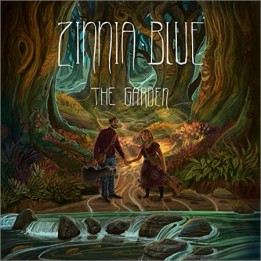 Zinnia Blue - The Garden (January 10, 2020)