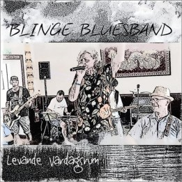 Blinge Bluesband - Levande Vardagsrum (April 12, 2019)
