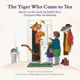 Музыка из мультфильма The Tiger Who Came to Tea / OST The Tiger Who Came to Tea