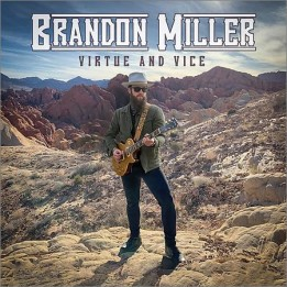 Brandon Miller  - Virtue And Vice  (2020)