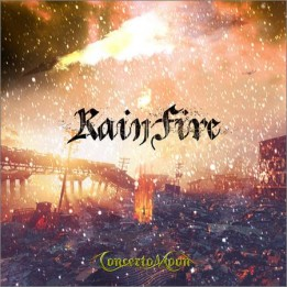 Concerto Moon - Rain Fire (Japanese Edition) (2CD) (2020)