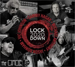 Sammy Hagar & The Circle  - Lockdown 2020 (2021)
