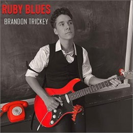 Brandon Trickey  - Ruby Blues  (2021)