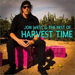 Jon West & The Rest Of - Harvest Time (2021)